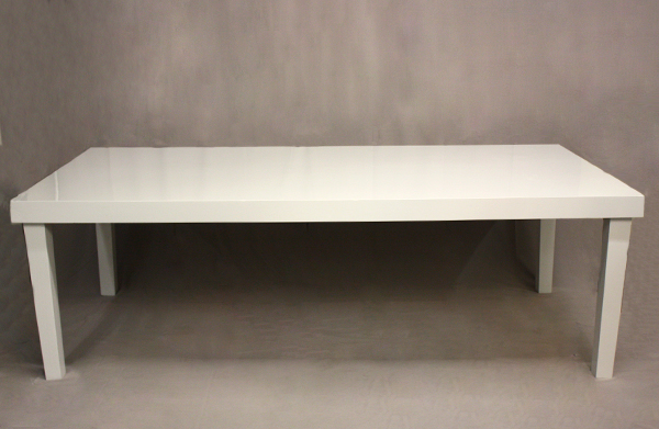 Signature Party Rentals White Amalfi Tables Amp Benches