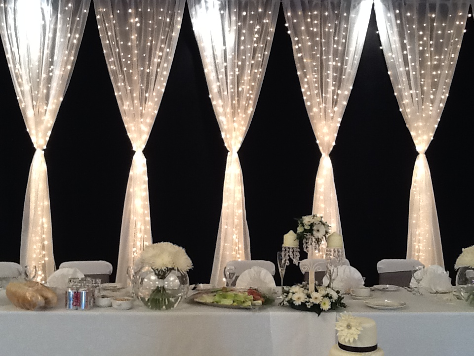 Signature Party Rentals String Twinkle Market Lights Rentals
